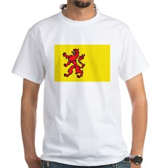 Zuid Holland White T-Shirt