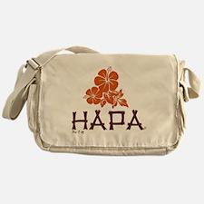 Hapa Messenger Bag