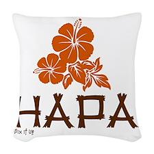 Hapa Woven Throw Pillow