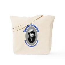 Bessie Coleman Tote Bag