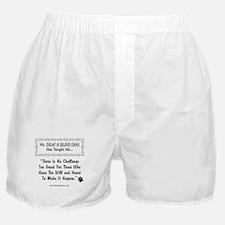 Make It Happen Boxer Shorts