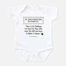Make It Happen Infant Bodysuit