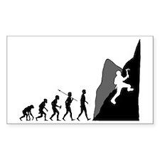 Mountain-Climbing2 Decal