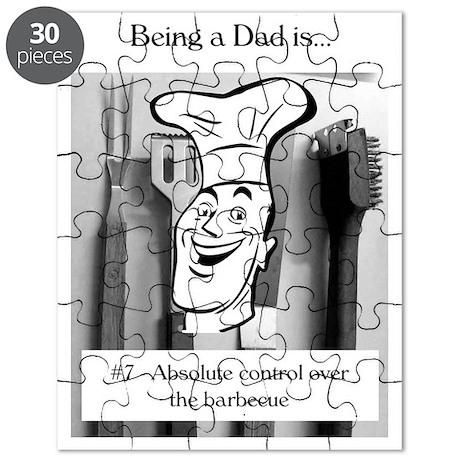 Dad Barbecue Puzzle