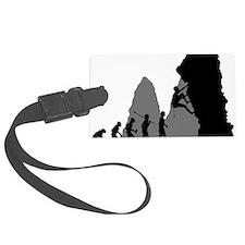 Rock-Climbing-02 Luggage Tag