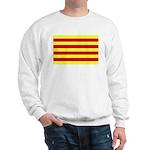 Catalunya Flag Sweatshirt