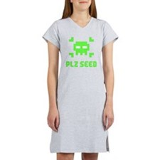 Plz seed Women's Nightshirt