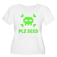 Plz seed T-Shirt