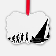 Sailing2 Ornament