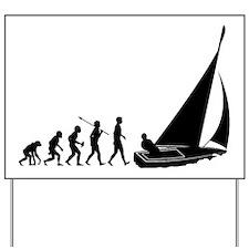 Sailing2 Yard Sign