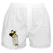 Gorilla Bantus Ginga Boxer Shorts