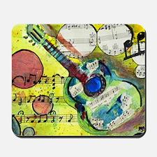 Heidelberg Guitar Mousepad