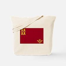 Murcia Flag Tote Bag