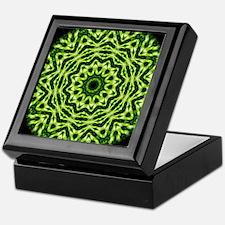 Kiwi Kaleidoscope Keepsake Box