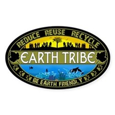 Earth Tribe Decal