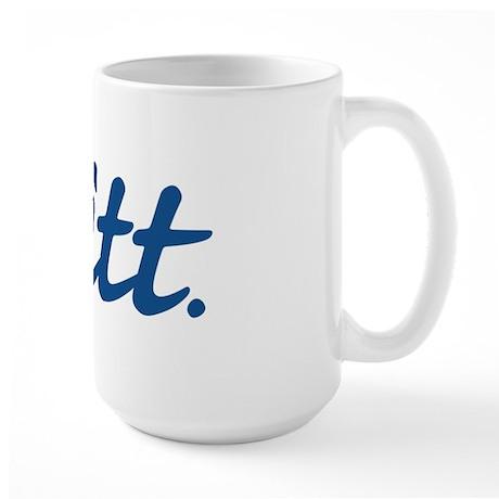 mitt - period Large Mug