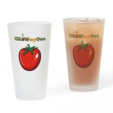 iGrowMyOwn: Tomato Drinking Glass