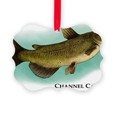 Channel Catfish Ornament