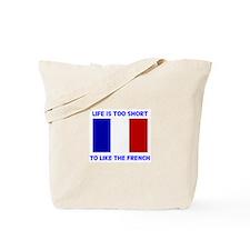 NO FRENCH Tote Bag