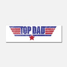 top dad Car Magnet 10 x 3