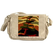 The Great Pine Messenger Bag