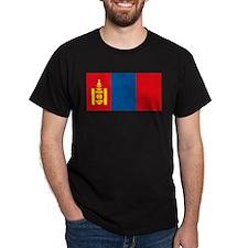 Mongolia Flag T-Shirt