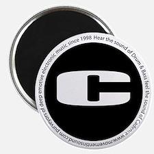 Cadence Recordings logo Magnet