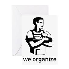 We organize Greeting Card
