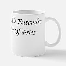 Double Entendre Mug