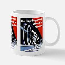 The most important Wheels- Mug
