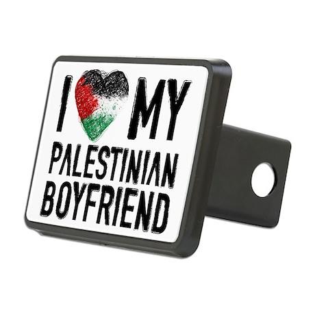 I love my Palestine Boyfri Rectangular Hitch Cover