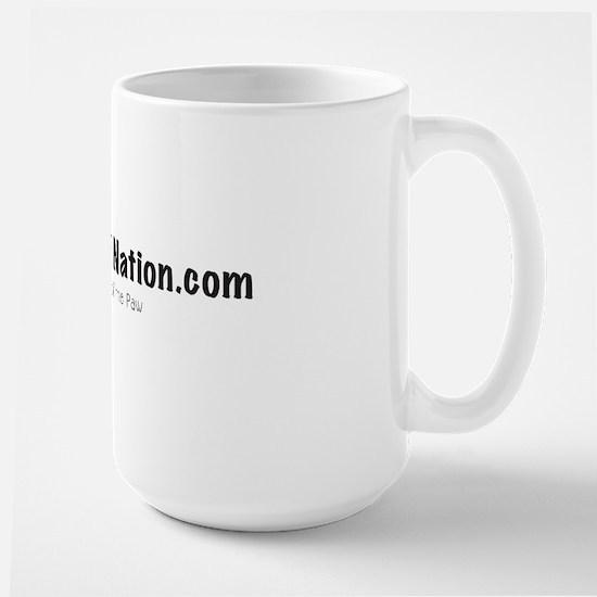 LOLCat Nation Bowl Large Mug