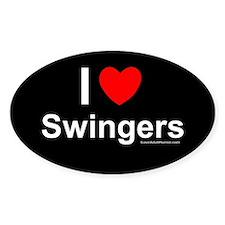 Swingers Decal