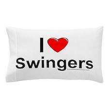 Swingers Pillow Case