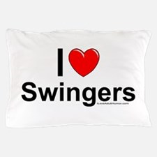 Swingers Pillow Case