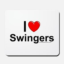 Swingers Mousepad