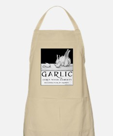 GARLIC CURES Apron