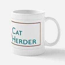 Cat Herder Mug