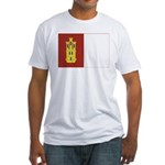 Castilla La Mancha Fitted T-Shirt