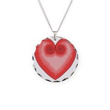 Pink Heart / Love Necklace