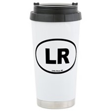 Little River North Carolina EUR Travel Mug