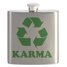 Karma Recycle Flask