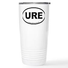 Uwharrie Natural Forest URE Nor Travel Mug