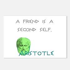 Ari Friend: Postcards (Package of 8)