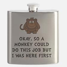 Monkey Job Flask