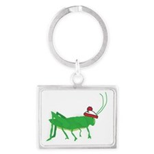 The hunt Landscape Keychain