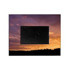 Flint Hills Sunset Picture Frame