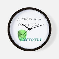 Ari Friend: Wall Clock