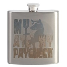 My Horse Ate My Paycheck 2 Flask