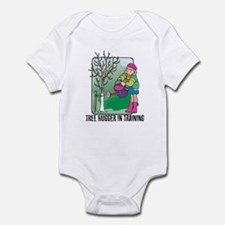 Tree Hugger in Training Onesie